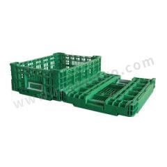 ZNKIA 内倒系列折叠筐 ZJKN403014W 材质:PP(聚丙烯) 内径尺寸:366×266×128mm  个