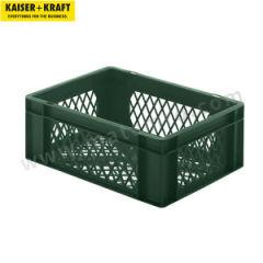 皇加力 欧式可堆叠周转箱 944381 内径尺寸:长×宽×高356×255×133mm  包