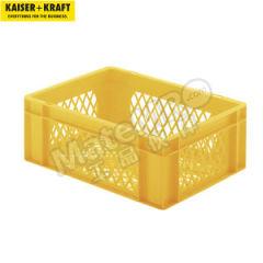 皇加力 欧式可堆叠周转箱 944380 内径尺寸:长×宽×高356×255×133mm  包
