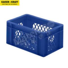 皇加力 欧式可堆叠周转箱 944371 内径尺寸:长×宽×高252×152×133mm  包