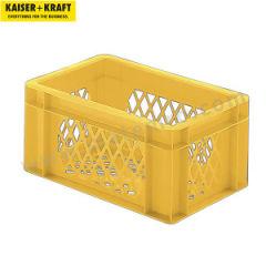皇加力 欧式可堆叠周转箱 944369 内径尺寸:长×宽×高252×152×133mm  包