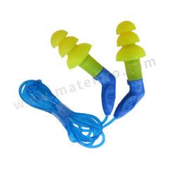 3M Ultrafit带把手圣诞树型耳塞 340-8002 是否带线:是 材质:橡胶 SNR:35dB  副