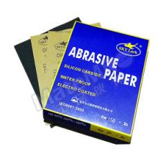 云雀 云雀耐水砂纸 YSS-240# 磨料材质:氧化铝 包装数量:100张/包 背基材质:重型纸 规格:230×280mm  包