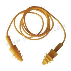 代尔塔 硅胶可重复使用耳塞 103113 是否带线:是 SNR:29dB 材质:硅胶  包