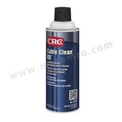 CRC 快干型高压电缆清洁剂 PR02150 闪点:—— 干燥时间:快干 清洁剂类型:氯化  罐