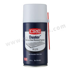 CRC 高压除尘喷剂 PR14085 干燥时间:快干 清洁剂类型:HFC  罐
