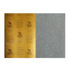 犀利 碳化硅耐水砂纸 SH-SIC-80 背基材质:纸基 包装数量:100张/包 磨料材质:碳化硅 规格:230×280mm  包