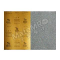 犀利 碳化硅耐水砂纸 SH-SIC-1200 背基材质:纸基 包装数量:100张/包 磨料材质:碳化硅 规格:230×280mm  包