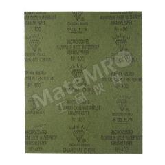 钻石 钻石耐水砂纸 SS-80 磨料材质:氧化铝 包装数量:100张/包 背基材质:重型纸 规格:230×280mm  包