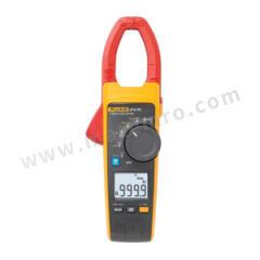 福禄克 真有效值钳形表 FLUKE-374 FC/CN 钳口尺寸:34mm 交流电压量程:1000V 直流电压量程:1000V 直流电流量程:600A 电阻量程:6000Ω  台