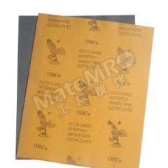 鹰牌 鹰牌水砂纸 YBQ500 背基材质:牛皮纸 包装数量:100张/包 磨料材质:碳化硅 规格:230×280mm  包