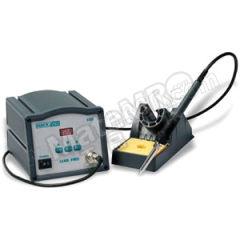 快克 数显无铅温控焊台 QUICK203 功率:60W 温度稳定度:±2℃(静止空气没有负载) 重量:约2.0kg  台
