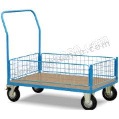 虎力 CZ型围栏平板推车 CZ50G 颜色:蓝色 台面尺寸(长×宽):1000×700mm  辆