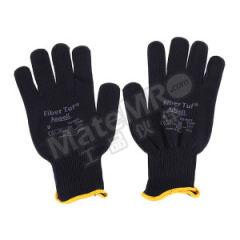 安思尔 PVC点塑聚酯纤维手套 76-501  打
