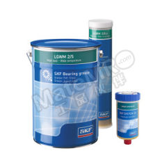 斯凯孚 润滑剂 LGWM 2/5 稠度级别:2 颜色:黄色 工作温度:–40~110℃  罐