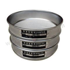 垒固 20cm不锈钢标准筛 W-010215-1  个