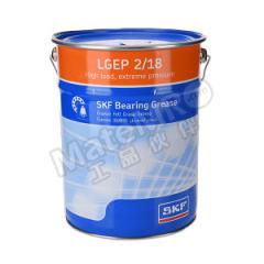 斯凯孚 润滑剂 LGEP2/18 颜色:淡棕色 稠度级别:2  桶