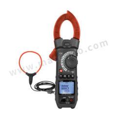 华盛昌 钳形表 DT-3386 钳口张开度:48mm 直流电压量程:1000V 交流电压量程:1000V  台