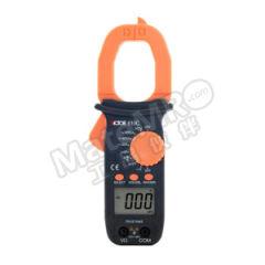 胜利 钳形表 VICTOR 610C 钳口张开度:40mm 电阻量程:20MΩ 直流电压量程:1000V 交流电压量程:750V  台