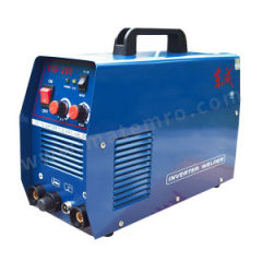 东成 氩弧焊机 T1G-200 净重:7.5kg 额定暂载率:0.6 额定输出电流:15~180A  台