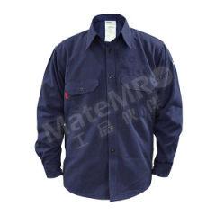 雷克兰 8cal系列防电弧衬衣 AR8-S-LAS 颜色:蓝色 尺码:M  件