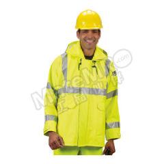雷克兰 高可视性阻燃防电弧夹克 AJPU10LY 颜色:荧光黄  件
