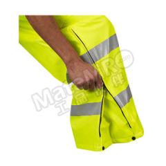 雷克兰 高可视性阻燃防电弧背带裤 ABPU10LYZ 颜色:荧光黄 尺码:M  件