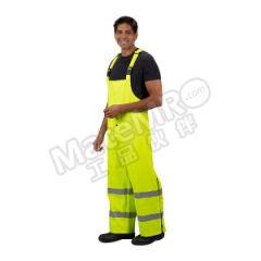 雷克兰 高可视性阻燃防电弧背带裤 ABPU10LYZ 颜色:荧光黄 尺码:S  件