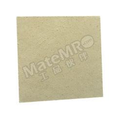 太美 TC-1100高密度陶瓷纤维密压板 TEMATHERM 1100 300×300×3.0mm 颜色:乳黄 厚度:3mm 宽度:300mm  包