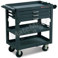 泰得力 钢制工具车 ME150 台面尺寸(长×宽):580×300mm 额定载重:150kg  辆