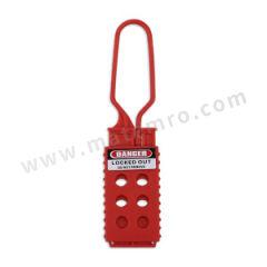 安赛瑞 经济型绝缘安全锁钩 14726 可容纳挂锁数量:6  把