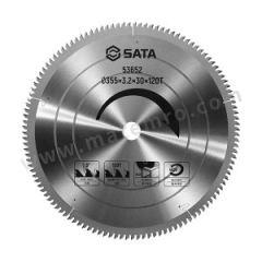 世达 圆锯片 SATA-53651  片