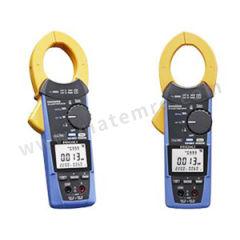 日置 AC钳形功率计 CM3286-01 交流电压量程:80.0V—600.0V 有功功率量程:单相:0.005 kW—360.0 kW  三相:0.040 kW—1080 kW  个