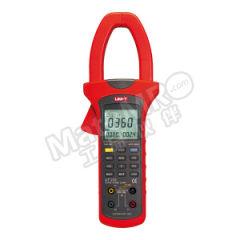 优利德 数字钳形功率计 UT233 频率:20Hz~500Hz 有功功率量程:0.01KW-600KW 交流电压量程:600V  台