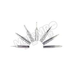世达 无铅烙铁头 SATA-02021 咀长:16mm 规格:B型(圆头形) 材质:陶瓷内热 咀尖半径:0.5mm 表面处理:镀铬 内装数:5只/盒  组