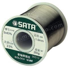世达 卷轴焊锡丝 SATA-90314 包装:500g/卷  卷