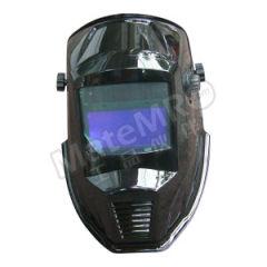 威和 自动变光焊接面罩 WH8000 可视范围:92×42mm 紫外线透过率:313nm≤0.00006% 365nm≤0.00006% 返回时间(由暗变亮):可调节0.15~0.80S 工作温度:-5℃(23℉)- +55℃(131℉) 视镜尺寸:110×90×9mm 面罩材料:尼龙 电池型式:锂电池+太阳能电池(使用寿命5000焊接小时)  只