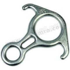 代尔塔 钢制带耳大八字环 509044  个
