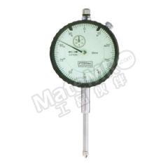FOWLER 大量程百分表 51523143 每圈行程:1mm 分度值:0.01mm 表盘读数:0~102mm 表盘直径:Φ58mm  只