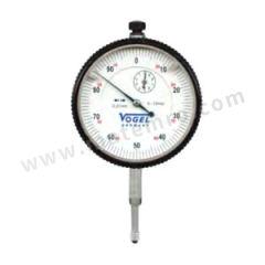 沃戈尔 金属外壳百分表(防震) 24 111888 分度值:0.01mm 表盘直径:Φ60mm  只