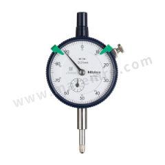 三丰 指针式百分表-标准型 2046S 每圈行程:1mm 分度值:0.01mm 测力:<1.4N 表盘读数:±0~100mm 表盘直径:Φ57mm  只