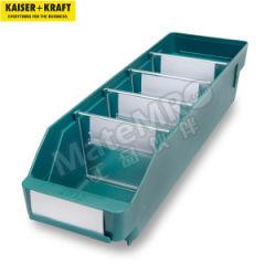 皇加力 货架储物盒 705591 颜色:绿色  包