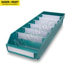 皇加力 货架储物盒 705598 颜色:绿色  包