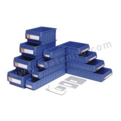 环球 分隔式零件盒 6023 颜色:蓝色 最多可用横/纵分数隔片:11/3  个