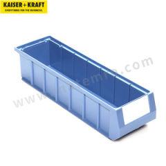 皇加力 货架储物盒 986863 颜色:蓝色  包