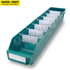 皇加力 货架储物盒 705602 颜色:绿色  包