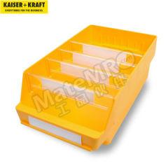 皇加力 货架储物盒 903105 颜色:黄色  包