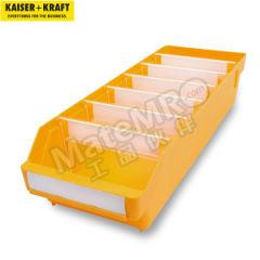 皇加力 货架储物盒 903111 颜色:黄色  包