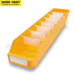 皇加力 货架储物盒 903113 颜色:黄色  包