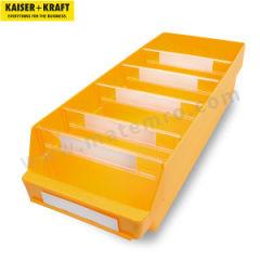 皇加力 货架储物盒 903115 颜色:黄色  包